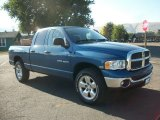 2004 Dodge Ram 1500 Atlantic Blue Pearl