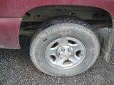 2004 Chevrolet Silverado 1500 Extended Cab 4x4 Wheel