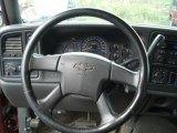 2004 Chevrolet Silverado 1500 Extended Cab 4x4 Steering Wheel