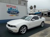 2011 Performance White Ford Mustang GT Premium Coupe #71979748