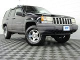 1996 Black Jeep Grand Cherokee Laredo 4x4 #71980141