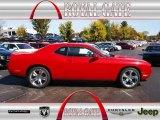 2013 Redline 3-Coat Pearl Dodge Challenger SXT Plus #71979613