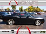 2013 Pitch Black Dodge Challenger R/T Classic #71979612