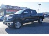 2012 Black Toyota Tundra Platinum CrewMax 4x4 #71979873