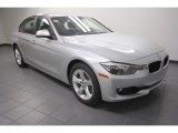 2013 Glacier Silver Metallic BMW 3 Series 328i Sedan #72040438