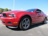 2011 Red Candy Metallic Ford Mustang V6 Premium Coupe #72040666