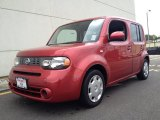 2009 Scarlet Red Nissan Cube 1.8 S #72040654