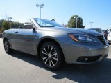 Tungsten Metallic Chrysler 200 in 2013