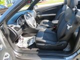 2013 Chrysler 200 S Convertible Front Seat