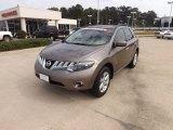 2009 Tinted Bronze Metallic Nissan Murano SL #72040405