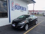 2013 Black Hyundai Elantra Limited #72040030
