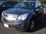 2013 Atlantis Blue Metallic Chevrolet Equinox LS #72039901