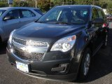 2013 Tungsten Metallic Chevrolet Equinox LS AWD #72039899