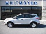 2013 Ingot Silver Metallic Ford Escape S #72040508