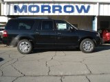 2013 Tuxedo Black Ford Expedition EL Limited 4x4 #72040131