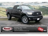 2013 Black Toyota Tundra TRD Rock Warrior Double Cab 4x4 #72039894