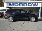 2013 Kodiak Brown Metallic Ford Explorer Limited 4WD #72040130