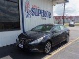 2013 Pacific Blue Pearl Hyundai Sonata Limited 2.0T #72040015