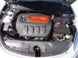 2013 Dodge Dart Limited 1.4 Liter Turbocharged SOHC 16-Valve MultiAir 4 Cylinder Engine