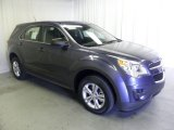 2013 Atlantis Blue Metallic Chevrolet Equinox LS #72040483