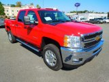 Chevrolet Silverado 2500HD 2013 Data, Info and Specs