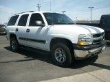 2004 Summit White Chevrolet Tahoe LS 4x4 #72039979
