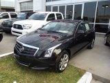 2013 Black Diamond Tricoat Cadillac ATS 2.5L #72040342