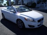 2011 Ice White Volvo C70 T5 #72040579
