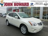 2013 Pearl White Nissan Rogue SL #72040575