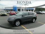 2013 Polished Metal Metallic Honda CR-V EX-L AWD #72040330