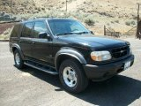2001 Black Ford Explorer XLT 4x4 #72039968