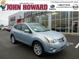 2013 Frosted Steel Nissan Rogue SL AWD #72040570