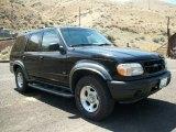 2001 Ford Explorer Black