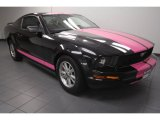 2005 Black Ford Mustang V6 Premium Coupe #72040442