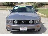 2006 Tungsten Grey Metallic Ford Mustang GT Premium Convertible #72101652