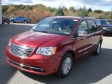 2013 Chrysler Town & Country Deep Cherry Red Crystal Pearl