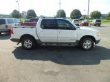 2002 Oxford White Ford Explorer Sport Trac 4x4 #72102298