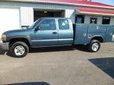 2006 GMC Sierra 2500HD SL Extended Cab Utility Data, Info and Specs
