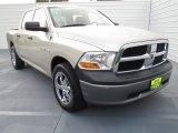 2009 Light Graystone Pearl Dodge Ram 1500 SLT Crew Cab #72101856