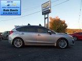 2012 Ice Silver Metallic Subaru Impreza 2.0i Premium 5 Door #72101629