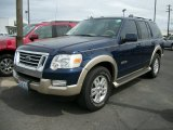 2006 Ford Explorer Dark Blue Pearl Metallic