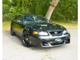 1999 Black Ford Mustang GT Coupe #72102076