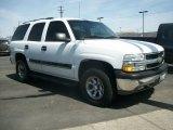 2004 Summit White Chevrolet Tahoe LS 4x4 #72102188
