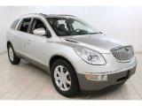2010 Quicksilver Metallic Buick Enclave CXL AWD #72102074