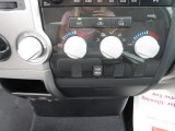 2013 Toyota Tundra TSS Double Cab Controls