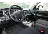 2013 Toyota Tundra Double Cab 4x4 Black Interior