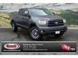 2013 Magnetic Gray Metallic Toyota Tundra TRD Rock Warrior CrewMax 4x4 #72101503