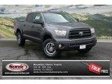 2013 Magnetic Gray Metallic Toyota Tundra TRD Rock Warrior CrewMax 4x4 #72101503