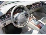2004 Audi A8 Interiors