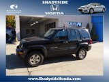 2002 Black Jeep Liberty Limited 4x4 #72101699